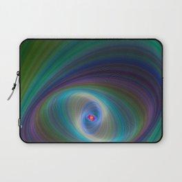 Elliptical Eye Laptop Sleeve