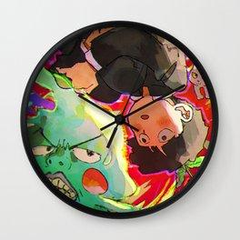Shigeo Kageyama v.5 Wall Clock