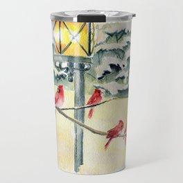 Winter Song 3 Travel Mug