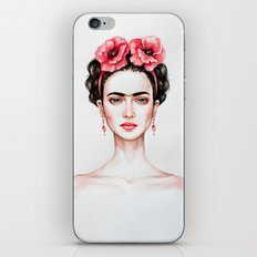 Frieda iPhone Skin