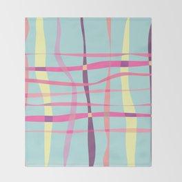 Pop-Stripes #society6 #decor #buyArt Throw Blanket