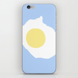 Fried Egg or 煎雞蛋 (Jiān jīdàn), 2014. iPhone Skin