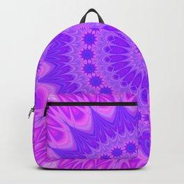 Cold flame mandala Backpack
