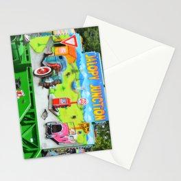 Jalopy Junction 3 Stationery Cards