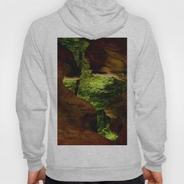 Cave-out Kiss Hoody