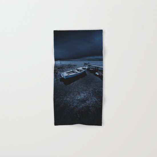 Im not alone Hand & Bath Towel