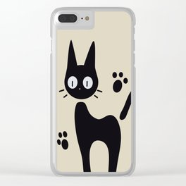 Jiji Clear iPhone Case