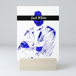 Jack White III. Mini Art Print