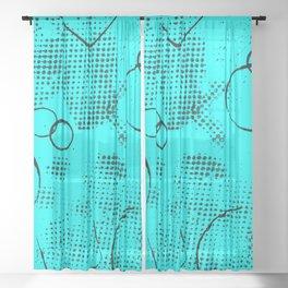 Texture #26 in Topaz Sheer Curtain