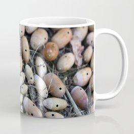 Acorns with Holes No.2 Coffee Mug