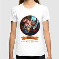 league of legends T-shirts featuring League Of Legends - Braum by TheDrawingDuo