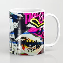 grafiti v.5 Coffee Mug