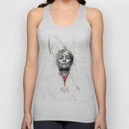 House of Cards - Claire Underwood Unisex Tank Top