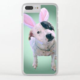 BoBunny Clear iPhone Case