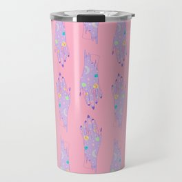 This Is - Illustration Travel Mug