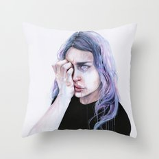 I could but I can't Throw Pillow