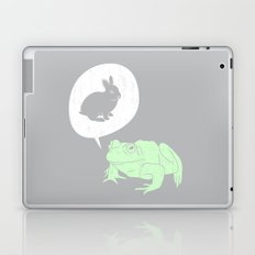 Frogs Say Laptop & iPad Skin