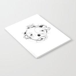 Clowns in Crowns #4 Notebook