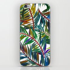 tropical life iPhone Skin