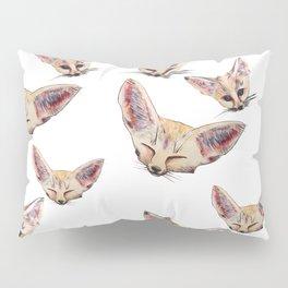 Fennec Foxes Pillow Sham