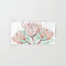 Protea #society6 #buyart Hand & Bath Towel