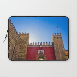 Seville Real Alcazar Laptop Sleeve