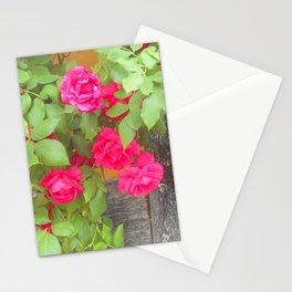 Tudor Rose Stationery Cards
