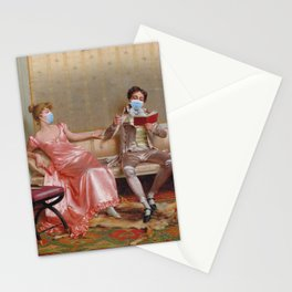 Social Distancing Series II Stationery Cards