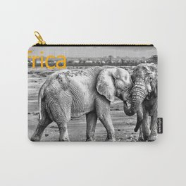 Africa I Carry-All Pouch