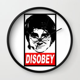Disobey Potter Wall Clock