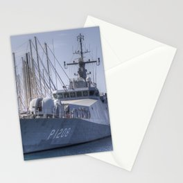 Turkish Navy Tuzla Class Patrol Boat Stationery Cards