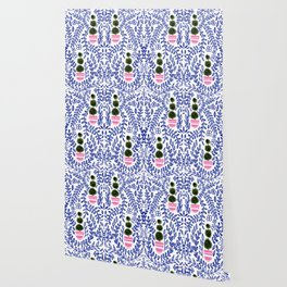 Southern Living - Chinoiserie Pattern Wallpaper