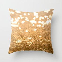 Seeing Spots Throw Pillow