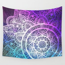Space mandala 13 Wall Tapestry