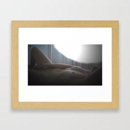 Home Alone Again Framed Art Print
