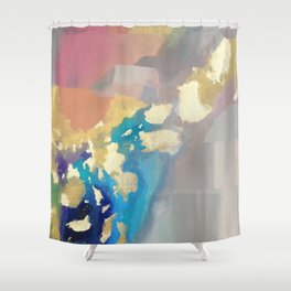 Looking West Shower Curtain