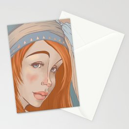 Smile? Stationery Cards