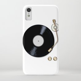 Record Deck iPhone Case