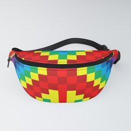 Fuzz Line #4 Fanny Pack