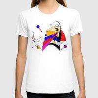 birdman T-shirts featuring Birdman by Charles Oliver