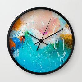 Wonderful mood Wall Clock