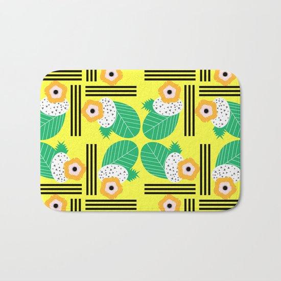 Tropical joy Bath Mat