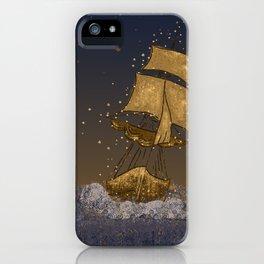 Enchanted Ship iPhone Case