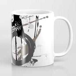 Enso Groove by Kathy Morton Stanion Coffee Mug