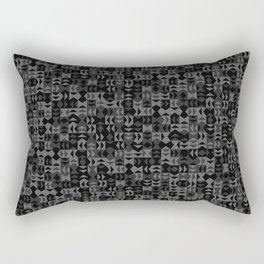 Arrows & Diamonds Rectangular Pillow