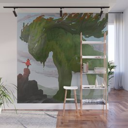 Forest Giant Wall Mural
