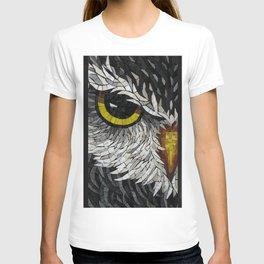 Owl Mosaic T-shirt
