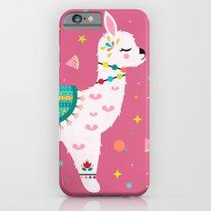Tutti Frutti Alpaca Slim Case iPhone 6s