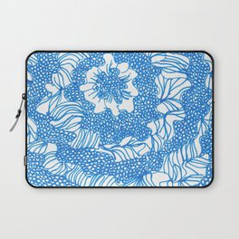 March's Blue 3  | Artline Drawing Pens Sketch Laptop Sleeve