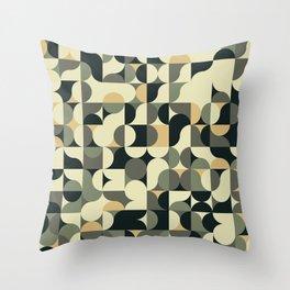 Abstract Geometric Artwork 39 Throw Pillow